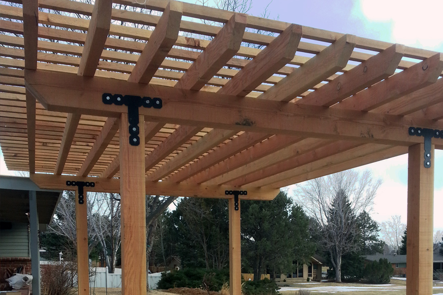 Decks And Shade Structures Outdoor